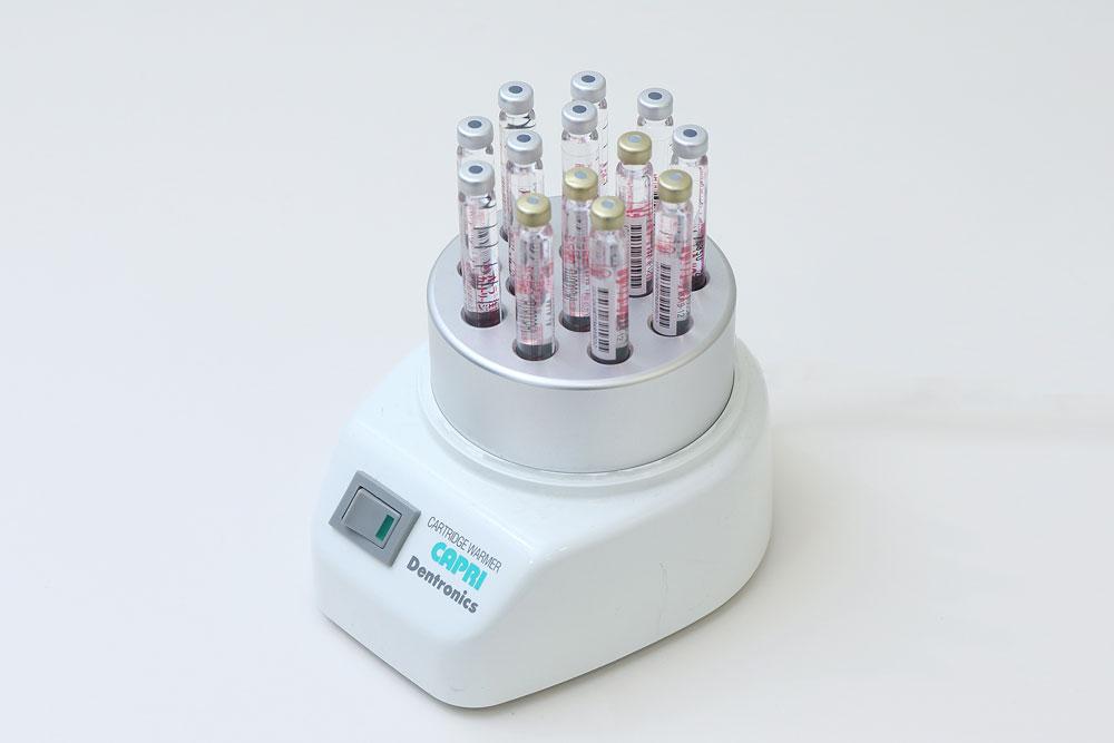 麻酔保温器