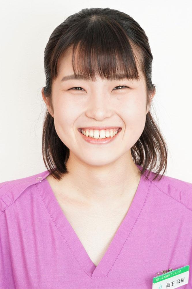 歯科衛生士:桑田 奈緒